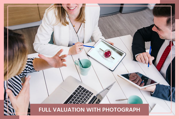 Full valuation with photograph